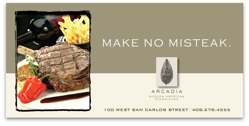 Michael Mina's Arcadia Steakhouse