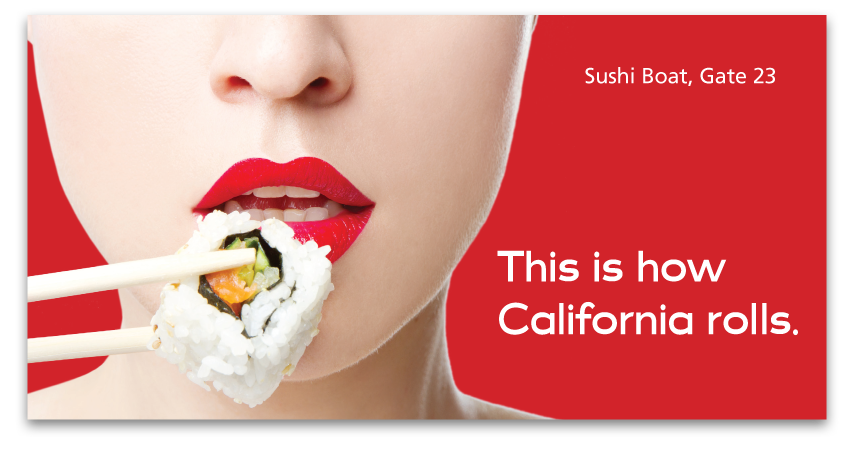 Hudson & Host California Rolls