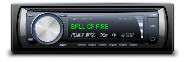 Radio Advertisement Winchester Mystery Ball of Fire