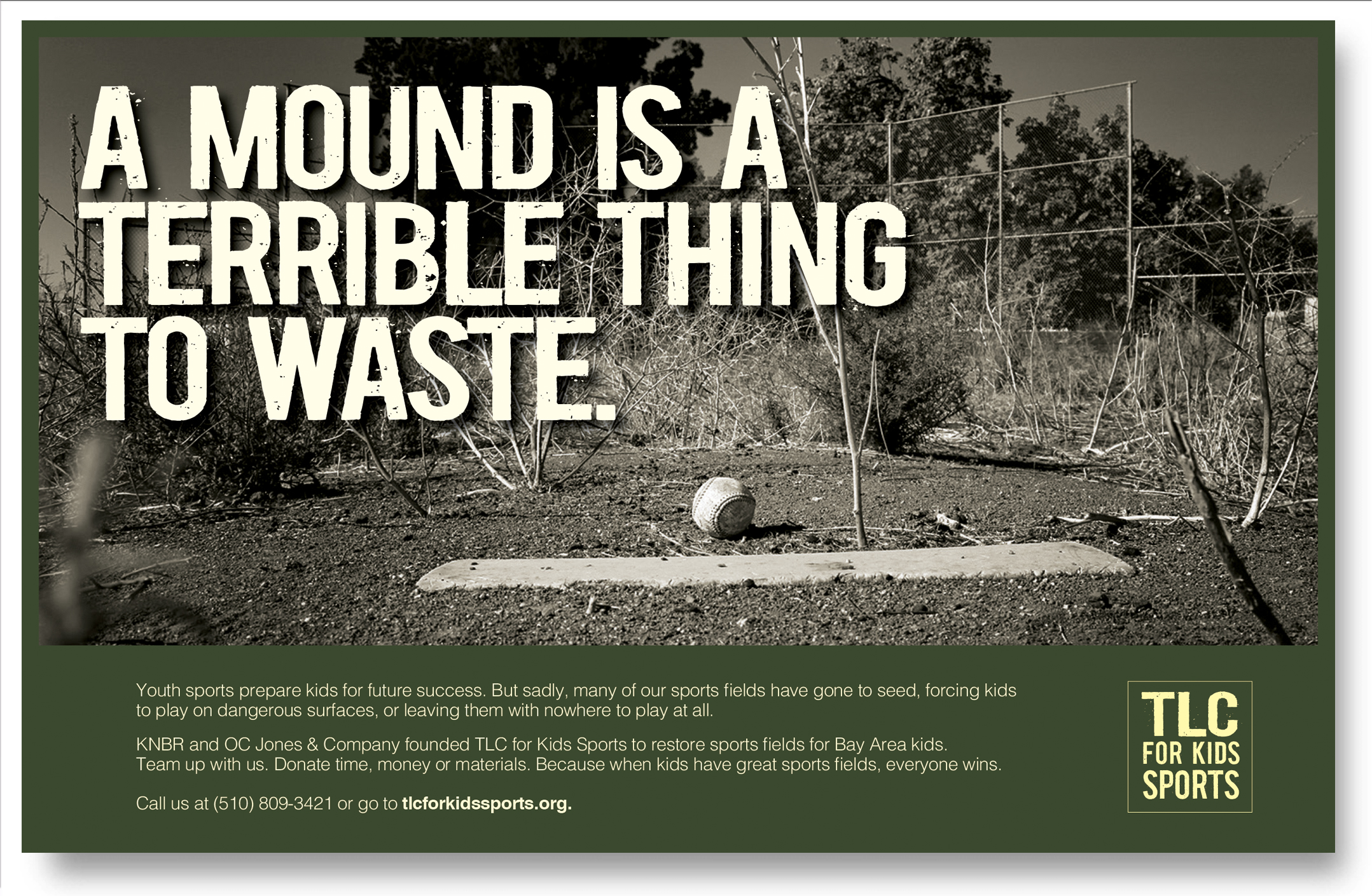 TLC Mound Waste AD