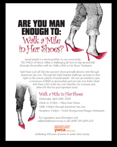 YWCA Print Ad